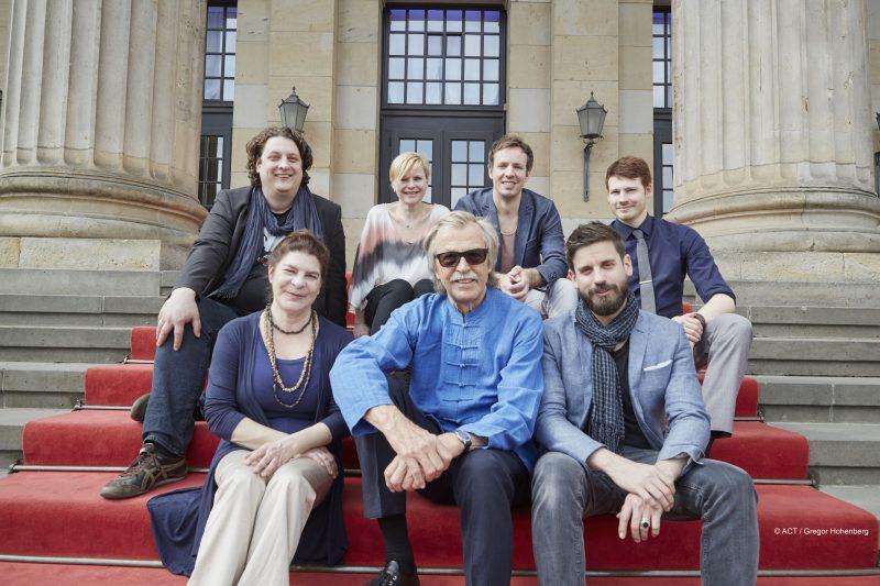 ACT Family mit Siggi Loch, Andreas Brandis, Michael Gottfried