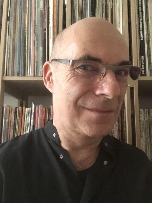 Leiter der Jazzabteilung Ludwig Beck in München