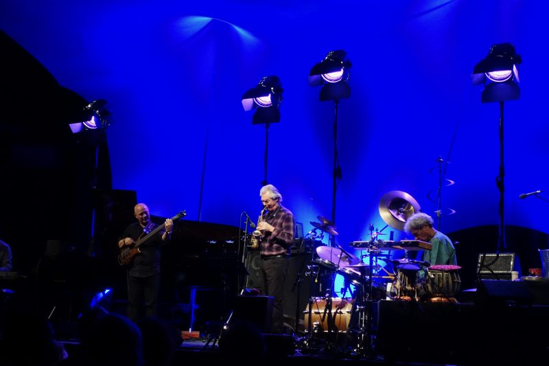 Jan Garbarek Group feat. Trilok Gurtu @ Ingolstädter Jazztage 2018