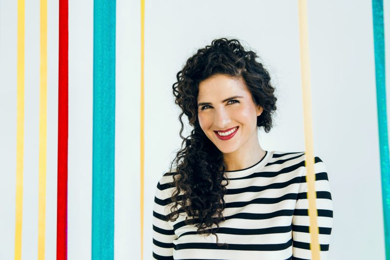 Laila Biali, kanadische Sängerin, 2018