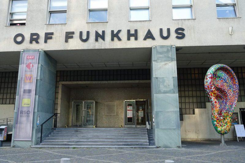 ORF Funkhaus, Argentinierstr. 30a